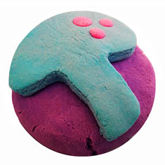 Shroomin' Bubble Bar